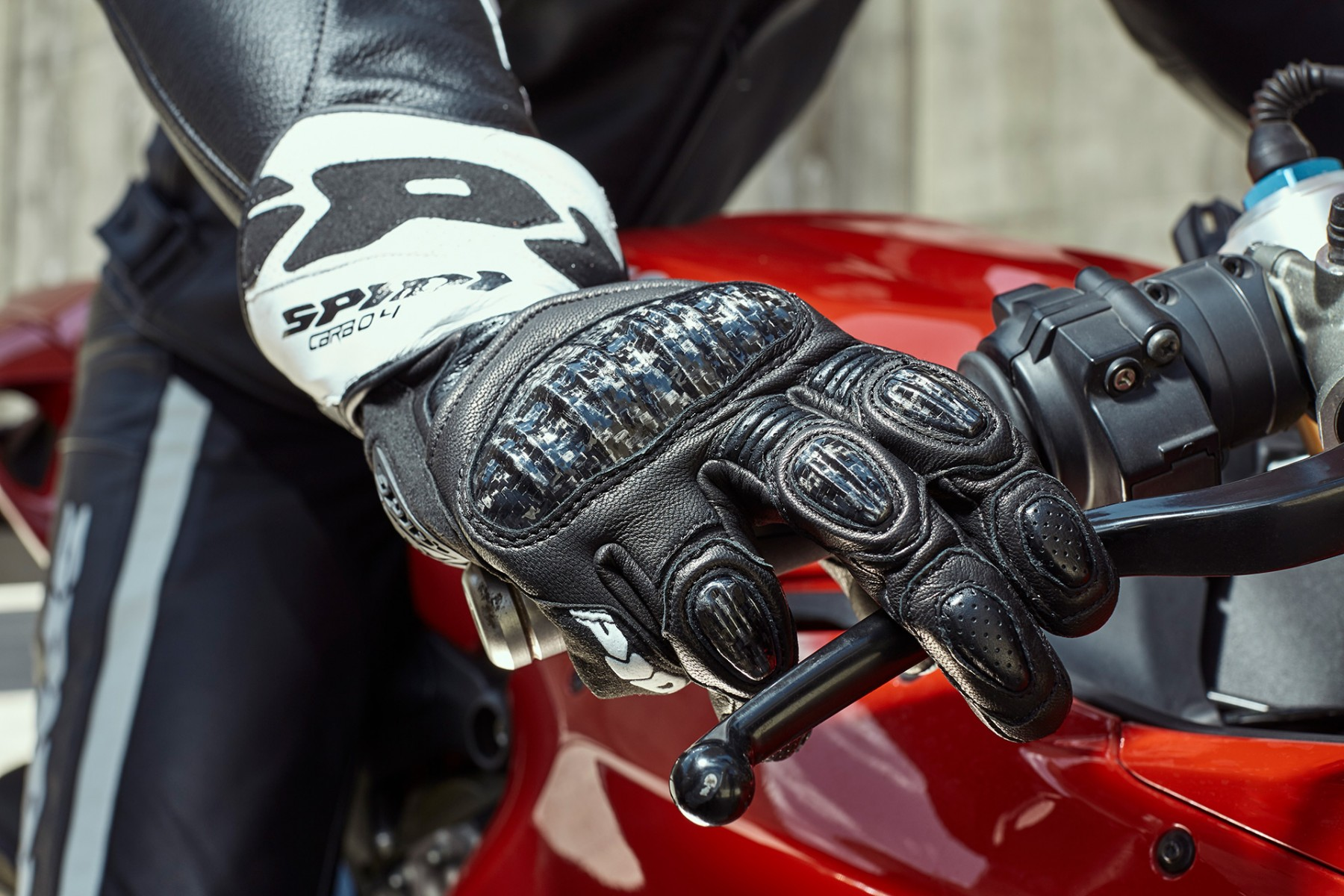 carbo 4 leather gloves