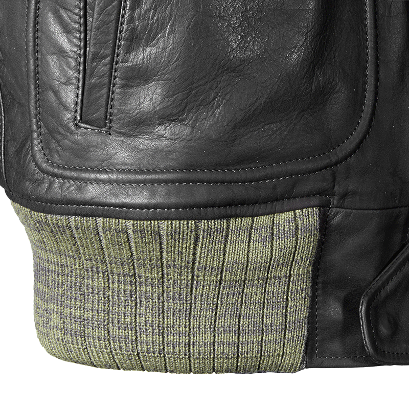 top fashion top-rated newest 100% satisfaction Tank Leather Jacket