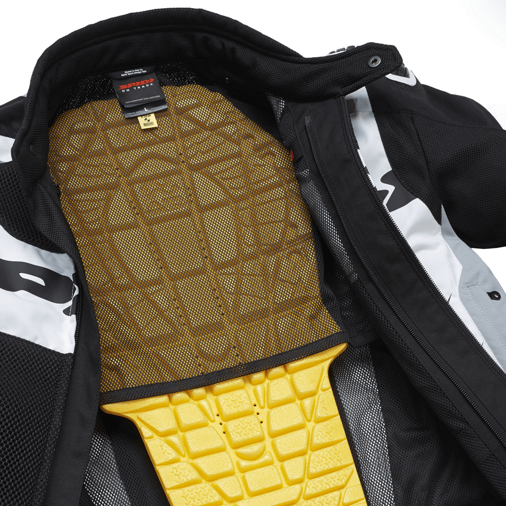 208ebe10a Warrior Net Jacket